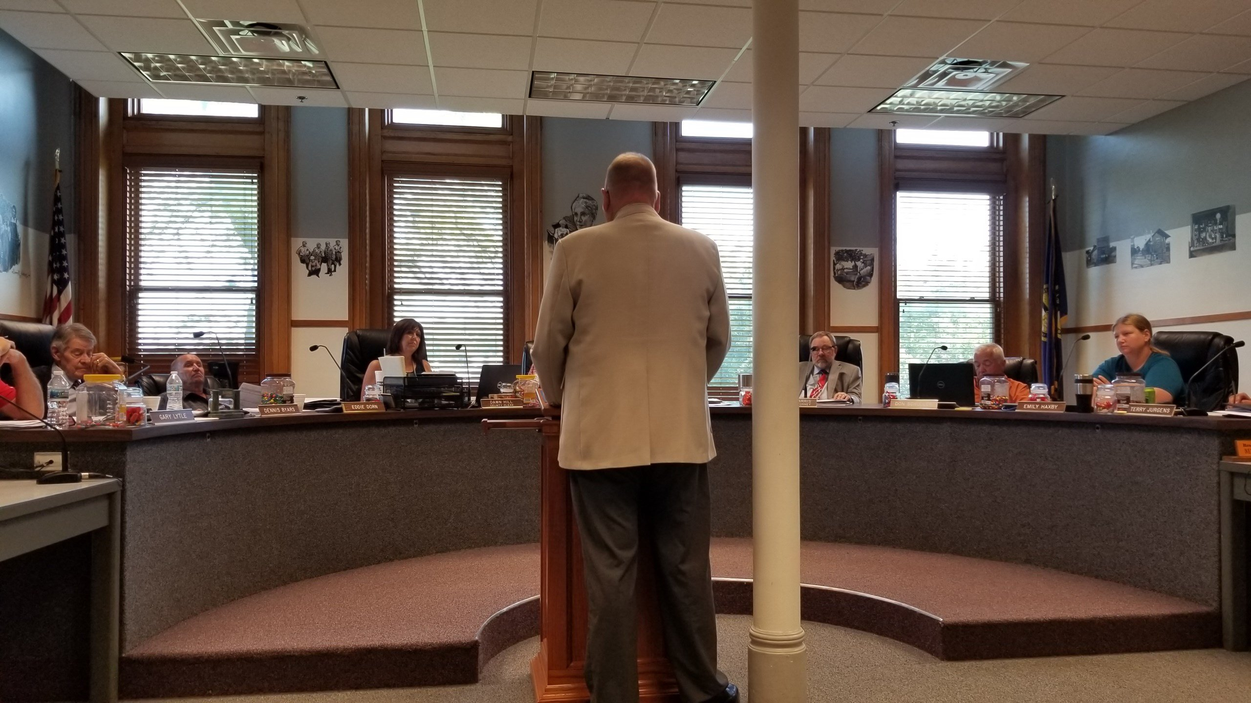 Gage County to stick with self-insurance plan on health coverage