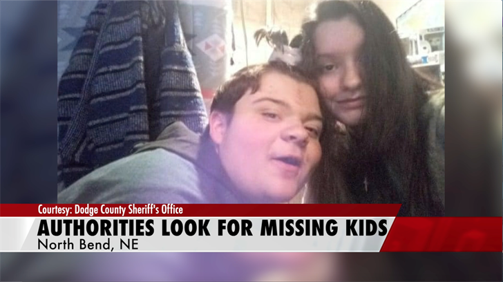 Dodge County PD looks for missing kids