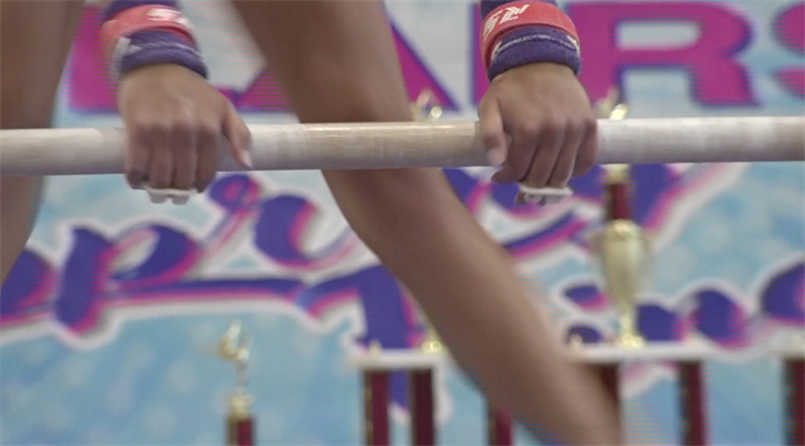 Hearing from Nebraskan gymnasts: Combating competition pressures