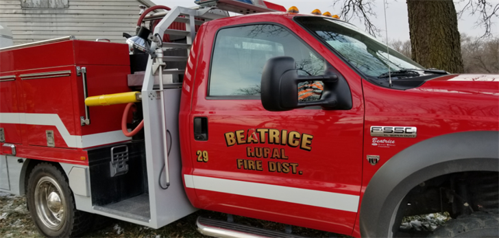 Fire touched off by grill, sends Beatrice Rural Units to home NE of Beatrice