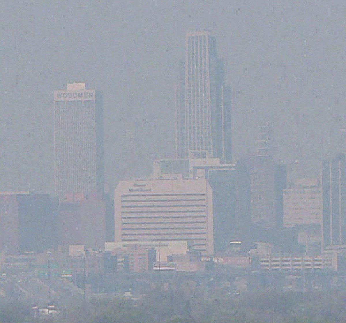 Health officials warn of unhealthy air quality