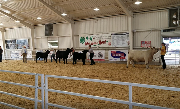 Break in temperatures expected, for final days of the Gage County Fair and Expo