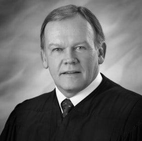 District Court Judge retiring next month