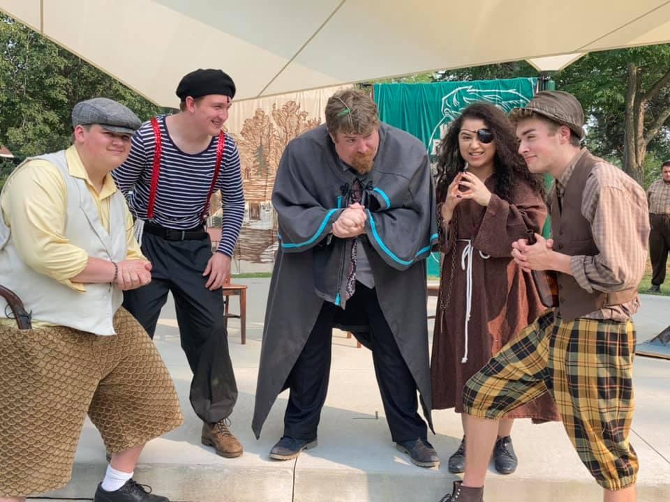 Wayne Community Theatre returns with outdoor performances
