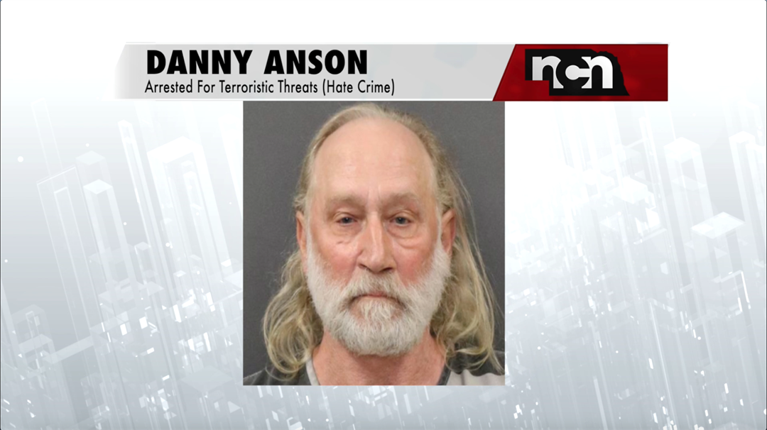 Grand Island man in jail after alleged hate crime