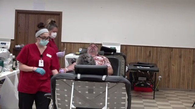 Blood drives ramp up across Nebraska
