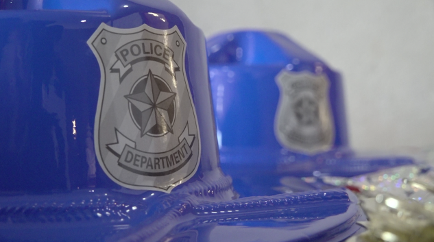 Future is Blue: Madison hosts first Junior Police Academy