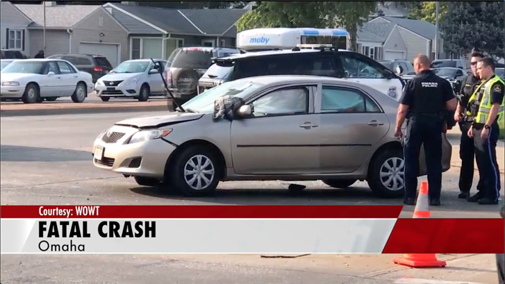 OPD: fatal crash at busy intersection during rush-hour