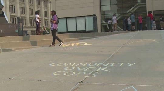 Calls to defund police renewed, rebuffed
