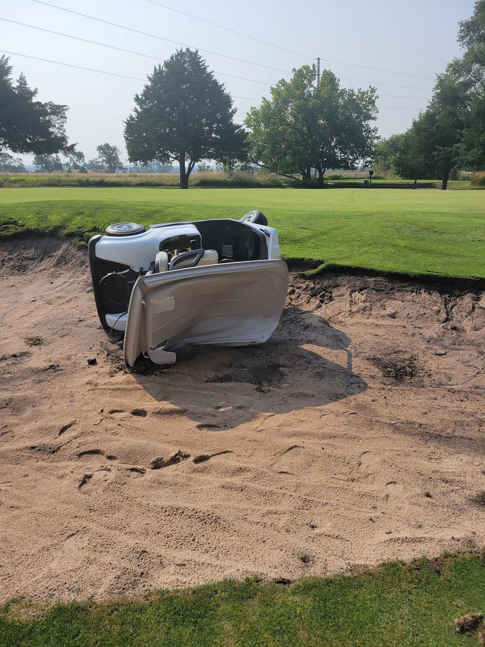 North Platte Golf Course facing thousands of dollars in damage