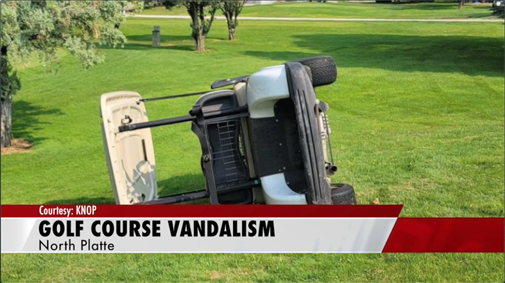 Indian Meadows Golf Course in North Platte facing thousands of dollars in damage