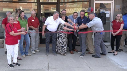 Flood Communications completes move to downtown Sidney with ribbon cutting