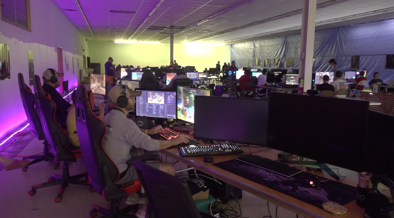 Over 70 gamers compete in Norfolk video game tournament