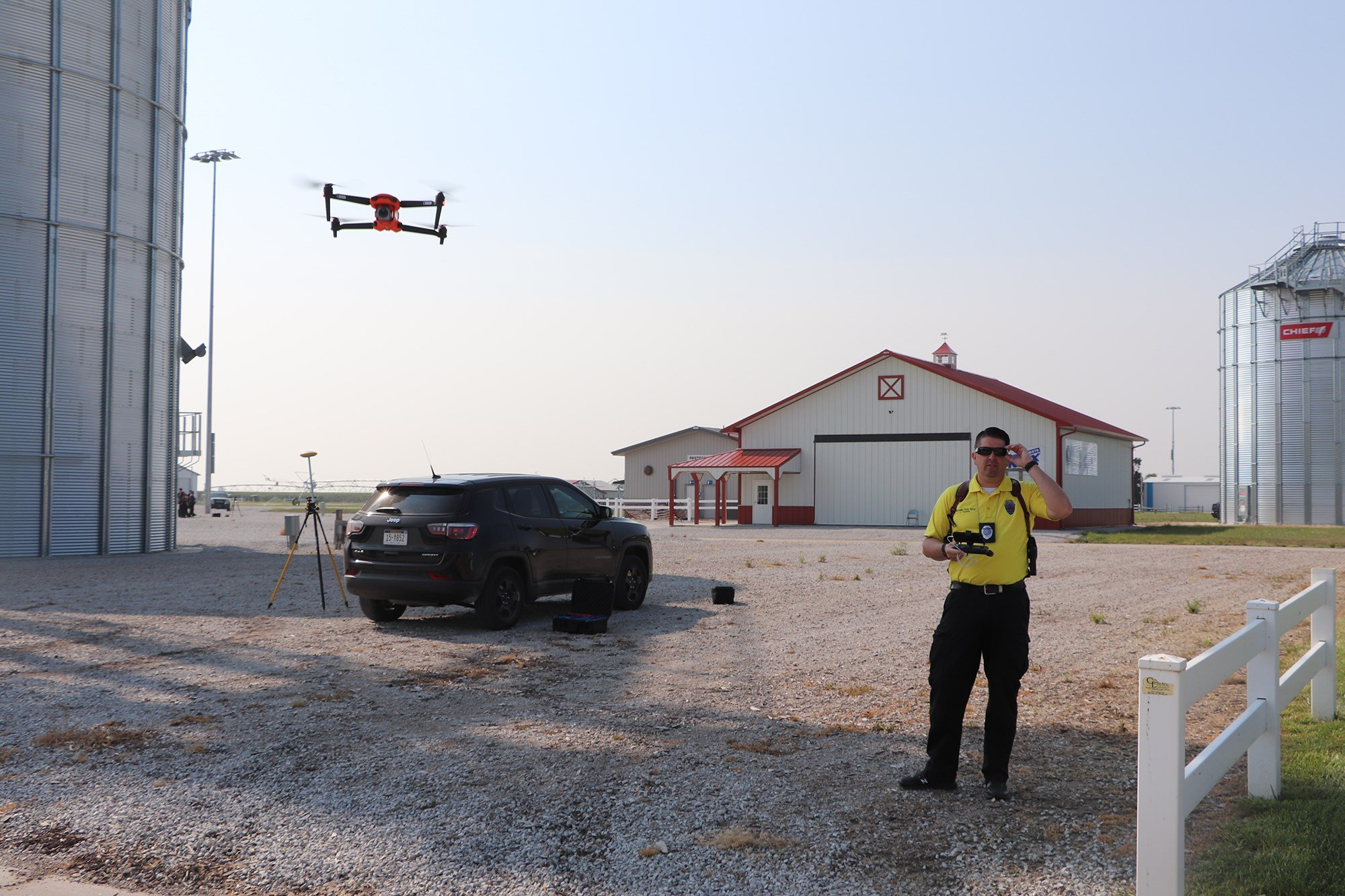NSP launches drone program for crash investigations