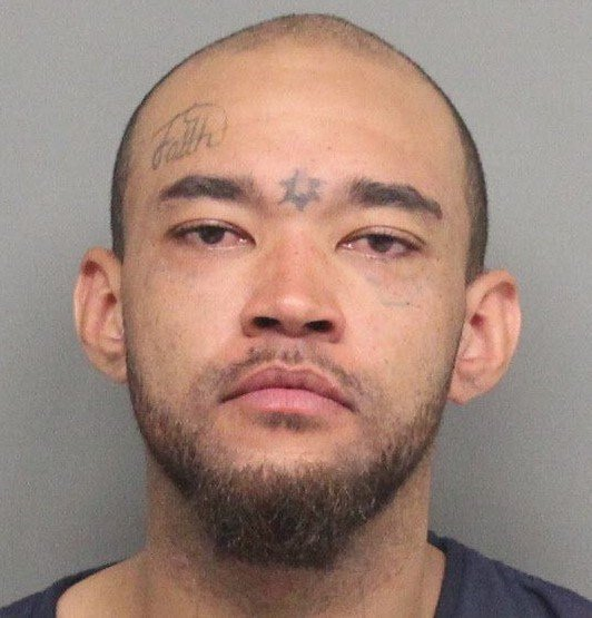 LPD: Man arrested with woman's purse, Southern Comfort shooters