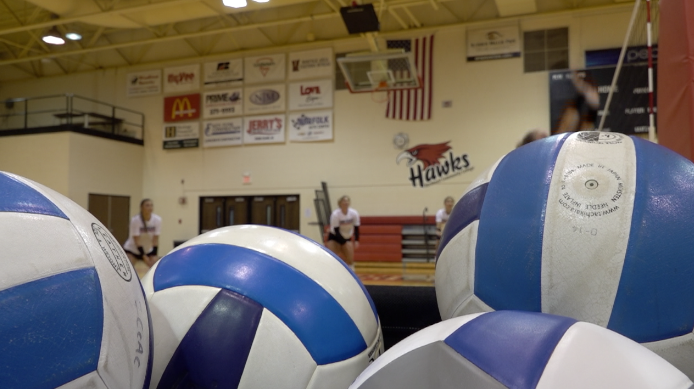 """""""We're not done"""": Northeast volleyball players aim to take advantage of new season"""