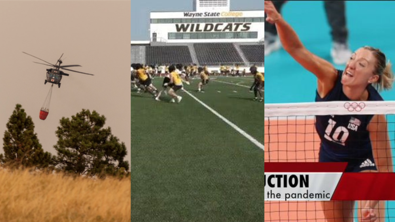 Fake covid vaccination cards, fires still not contained, and more: All of the biggest stories from across Nebraska
