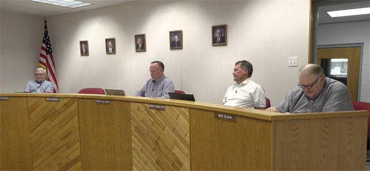Sidney City Council approves multiple items at meeting