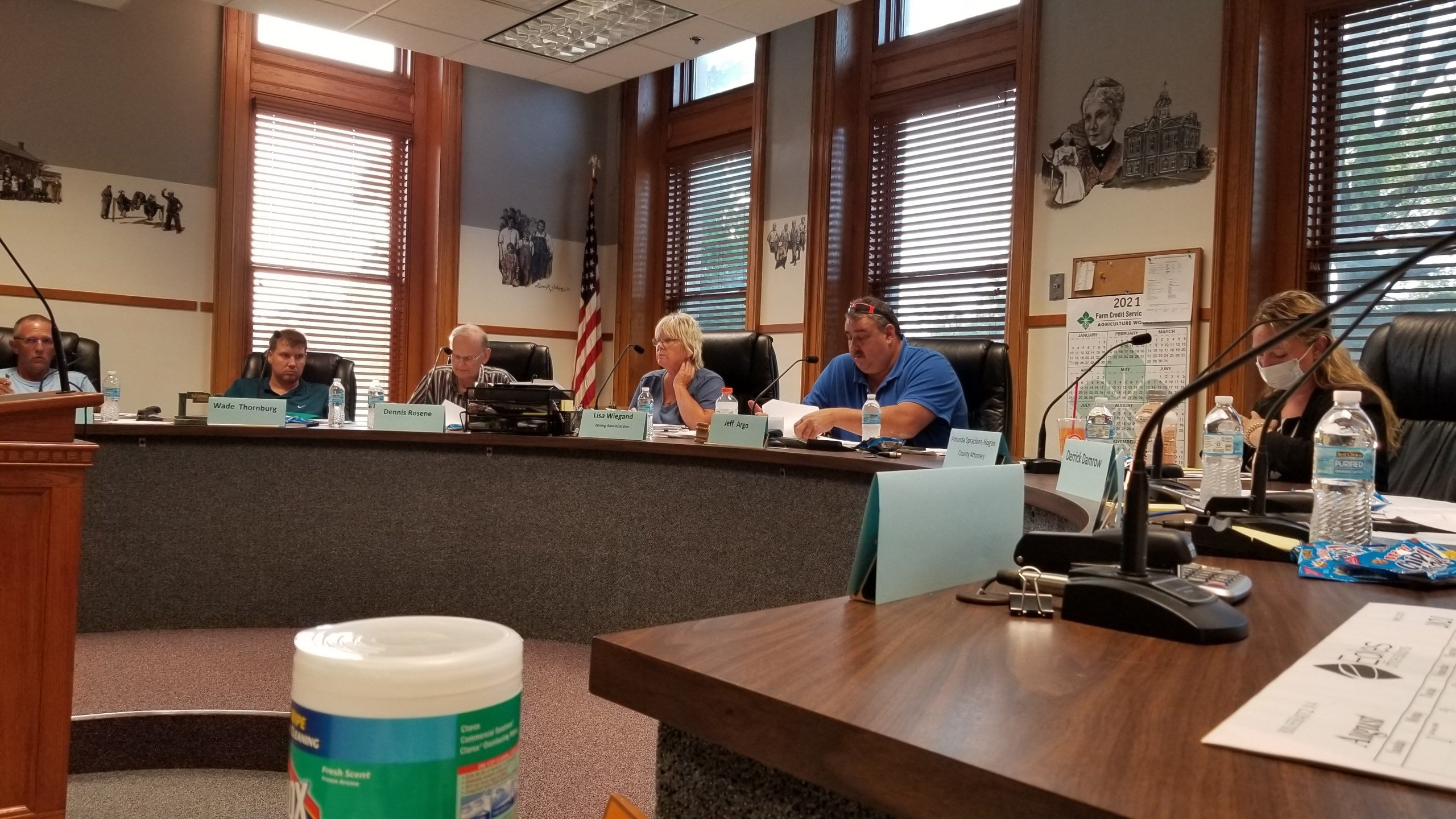 Commercial agronomy plan gets approval of Gage County Planning and Zoning Commission