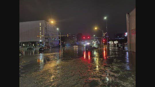 Manhole covers flew during rare Omaha storm; City awaits federal aid