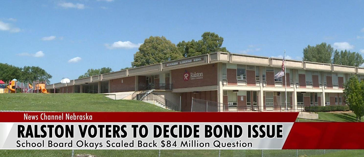 Ralston voters to decide $84 million school bond issue