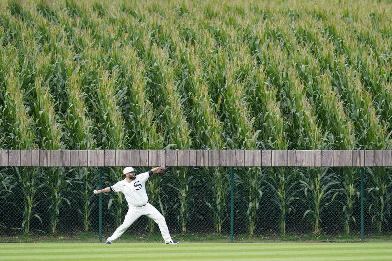 Yanks, Chisox go deep into corn; Field of Dreams hosts more