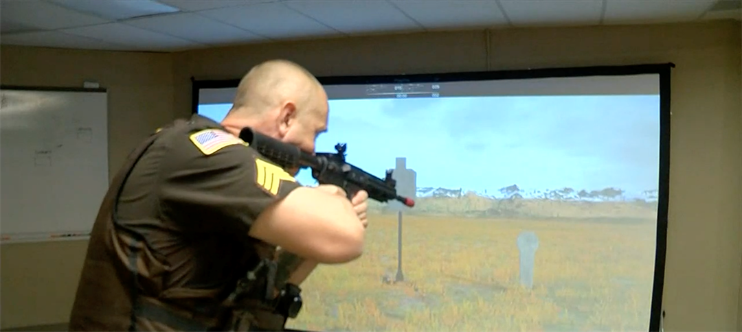 Law enforcement get crucial virtual training in Panhandle