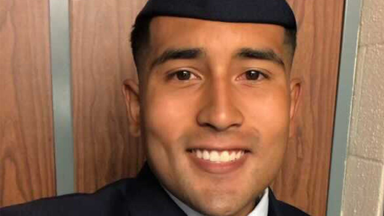Offutt AFB airman shot to death outside father's Texas home