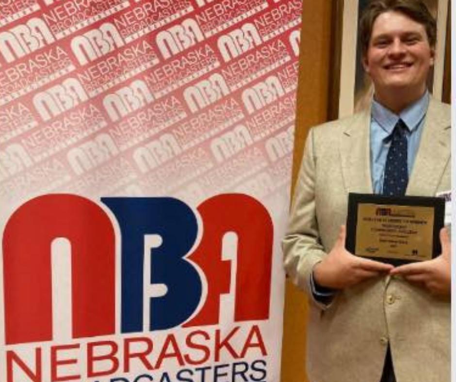 Northeast grad, NCN employee honored at NBA Awards