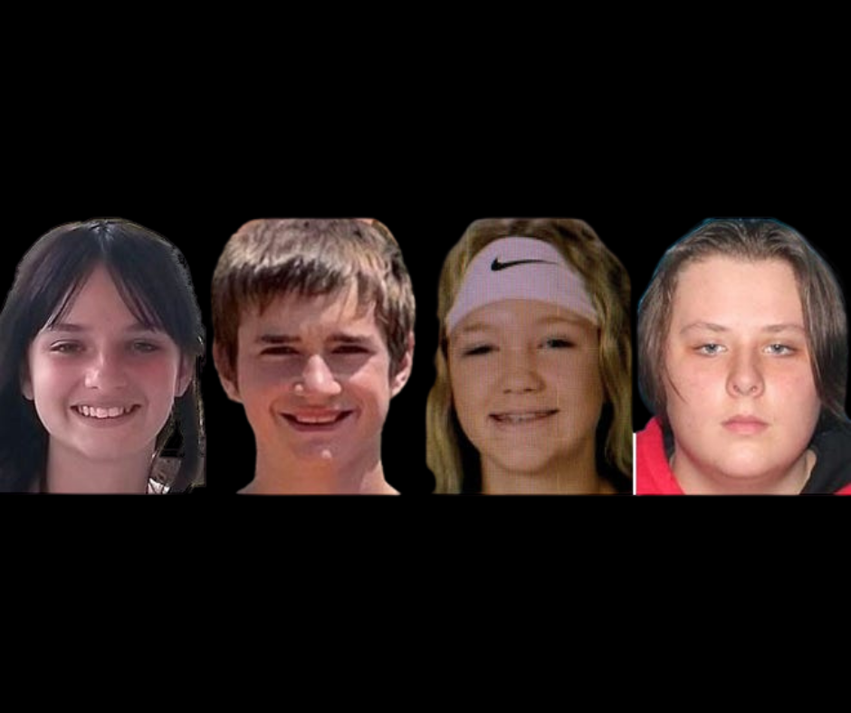 Update: Four kids missing from southeast South Dakota, located