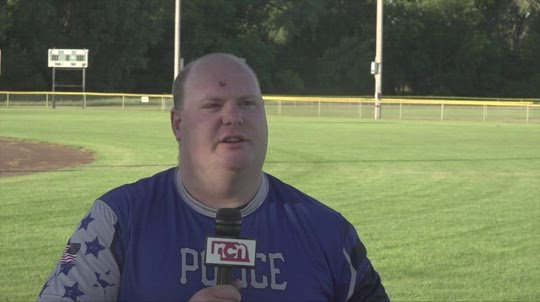 'Cuffs vs Hoses' charity softball game gears up