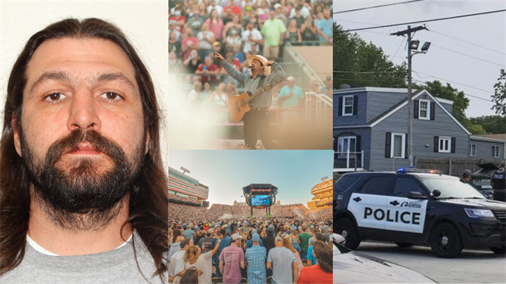 Garth Brooks, missing inmates, found kids and more: All of the biggest weekend stories