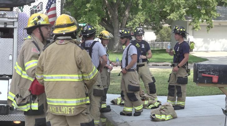 """Light smoke"" triggers smoke alarms in Norfolk home"