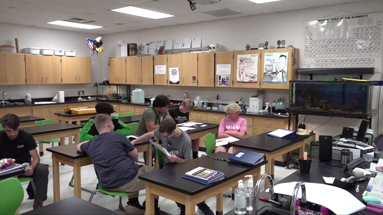 Lutheran High Northeast announces new science labs and Ag. building for the future
