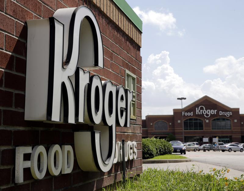Buffett's firm ups Kroger stake while trimming drug holdings