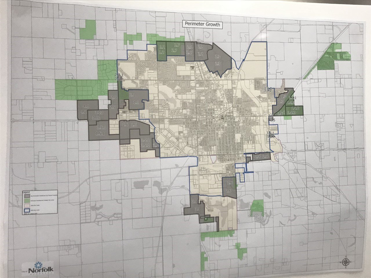Norfolk announces open house to discuss annexation