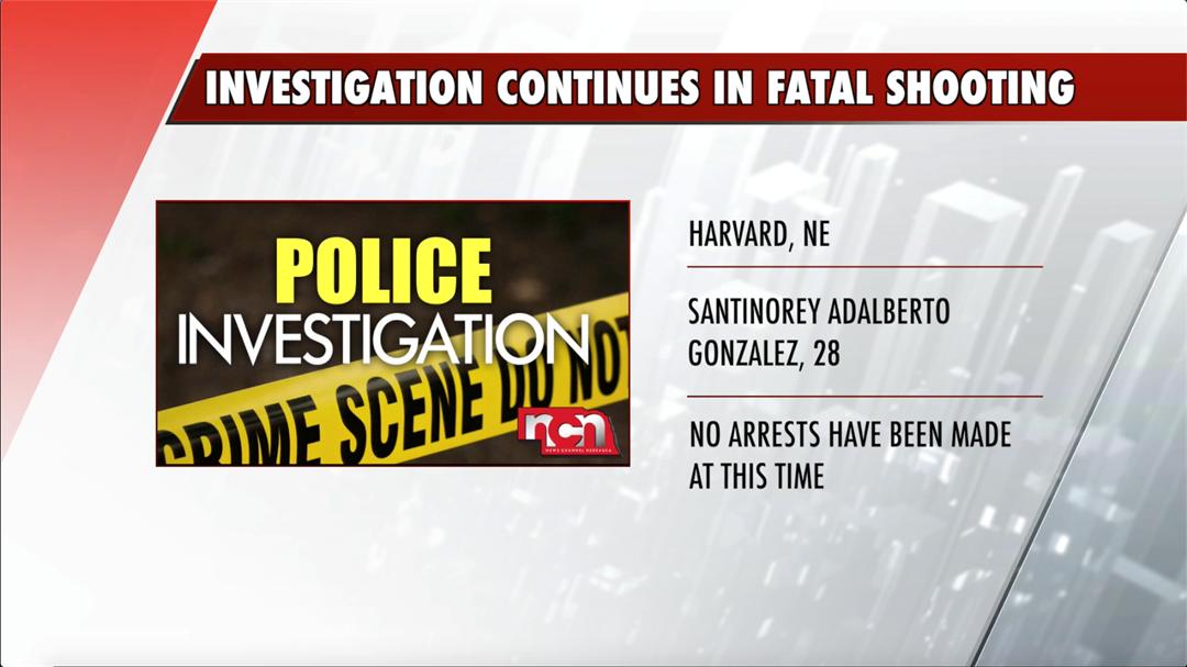 Fatal shooting in Hastings, no arrests yet