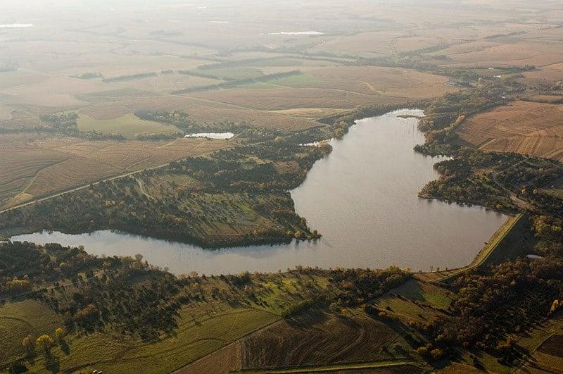 Rockford State Lake, Willard Meyer Lake on health alert