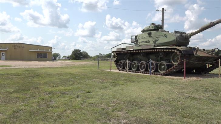 Fairbury Rotary fundraising to refurbish historic military tanks
