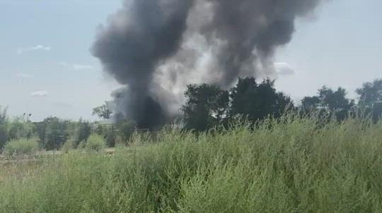 BREAKING: Fire broke out in Norfolk