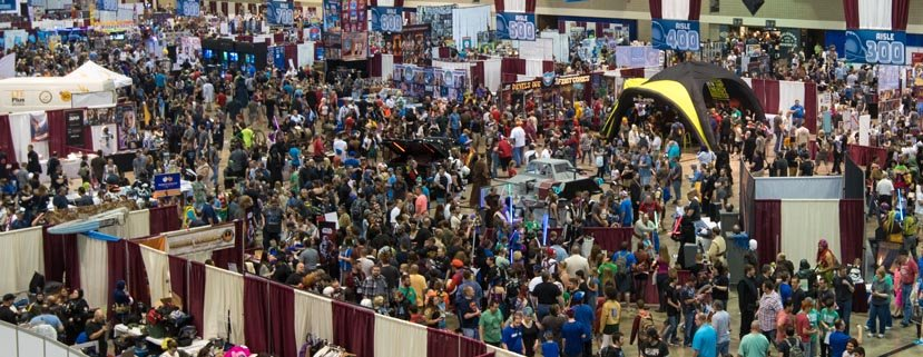 Planet Comicon is coming back to KC