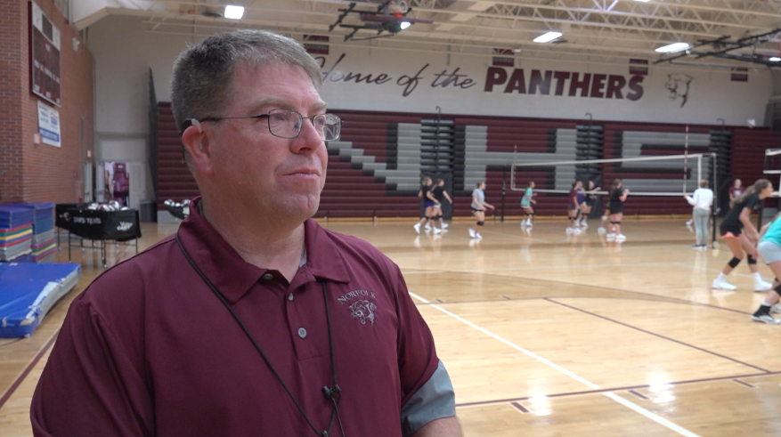 """""""Totally new roles for some of them"""": New Norfolk coach brings change to first season"""