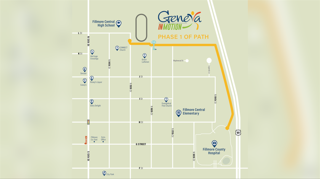 Geneva in Motion aims to make town more walkable, raising funds for phase one