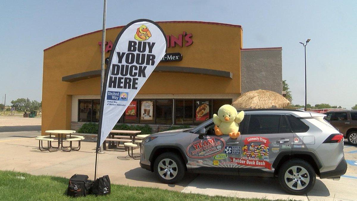 Annual Duck Draw is United Way of Western Nebraska's biggest fundraiser
