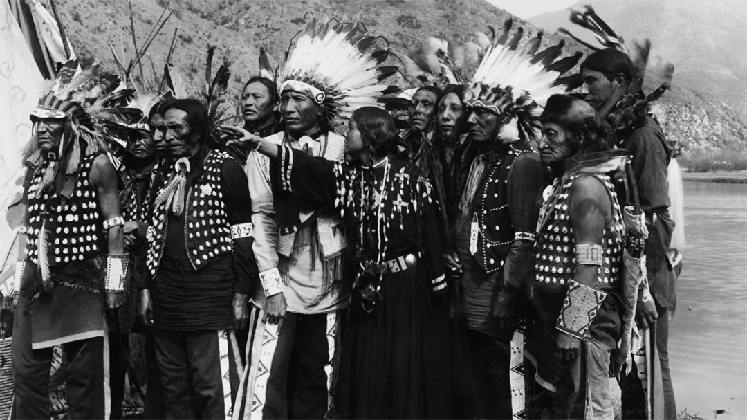 Native American population at its largest in generations