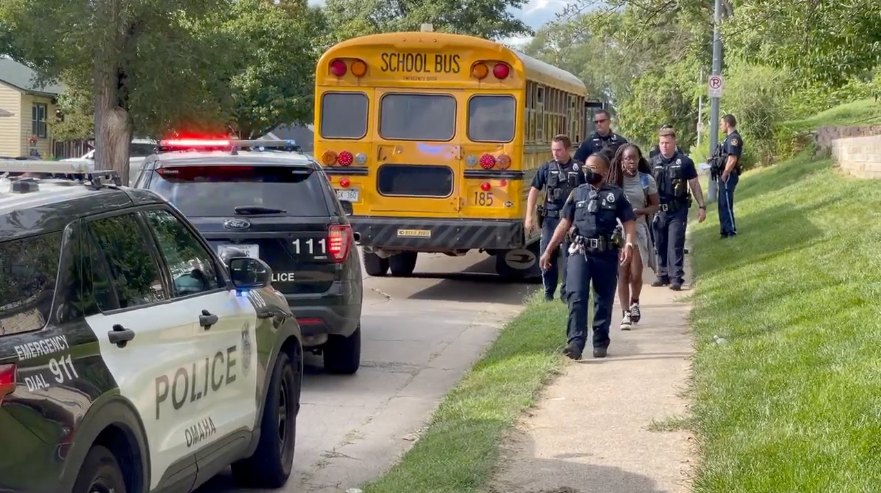 Investigation underway after Omaha bus driver allegedly refused to let kids off