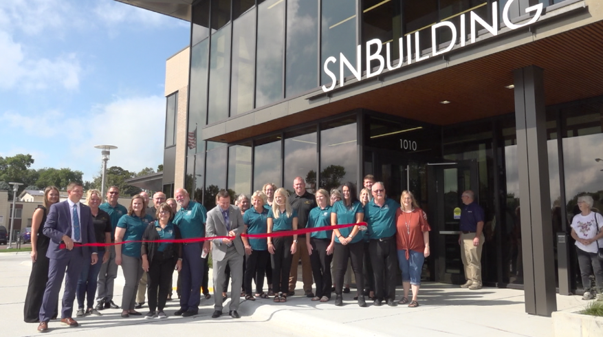New 'Campus-branch' bank facility aims to be a community space