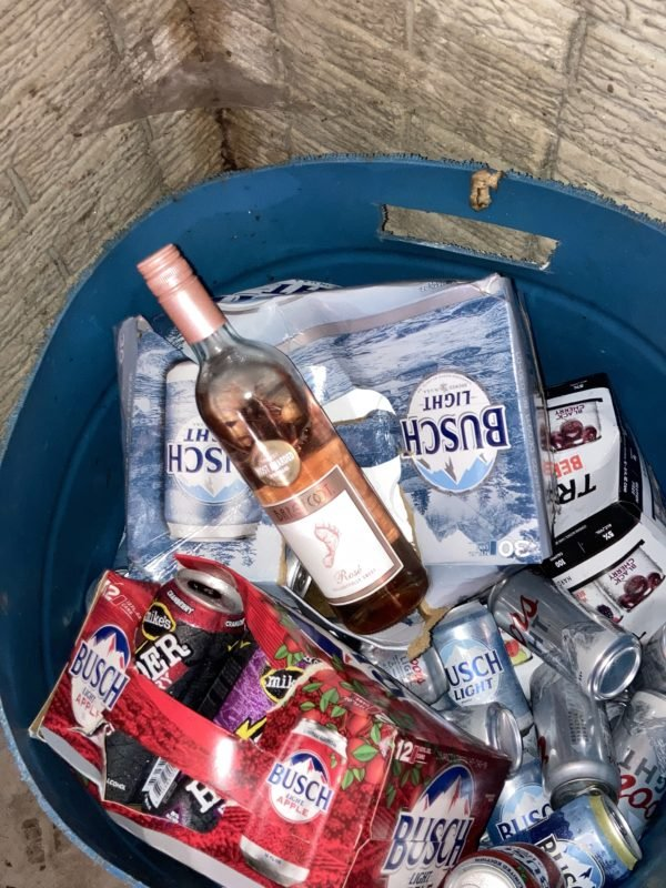 Underage beer party busted, 40 cited for MIP