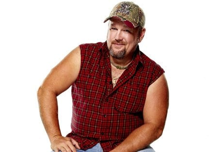 Larry the Cable Guy coming to Lied Center