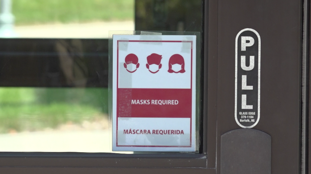 """""""The inconvenience of a mask is worth it"""": Northeast joins other colleges with mask policy"""